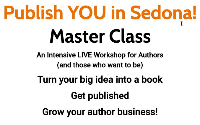 publish you sedona