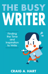 busy writer book