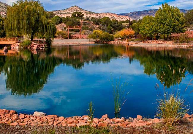 mago lake