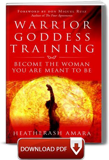 Warrior Goddess Book Insight Events Usa